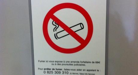 Interdiction de fumer  ©AtouSante