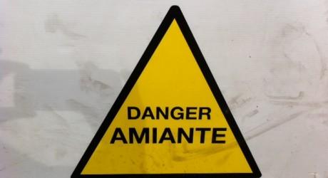 Danger amiante-Santé au travail