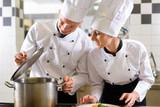 Cuisiniers-Santé au travail