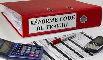 Classeur rforme code du travail