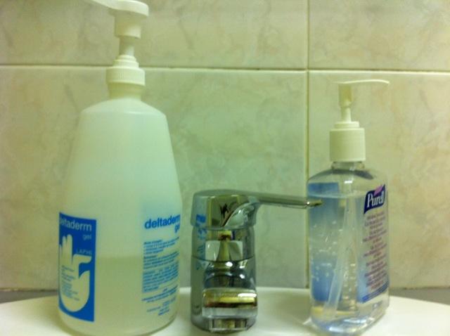 Hygiène des mains ©AtouSante