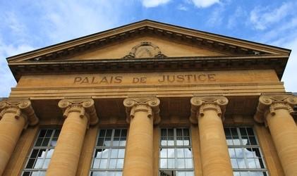 Palais de justice-santé au travail