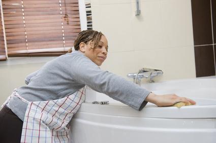 Travaux de ménage-Santé au travail