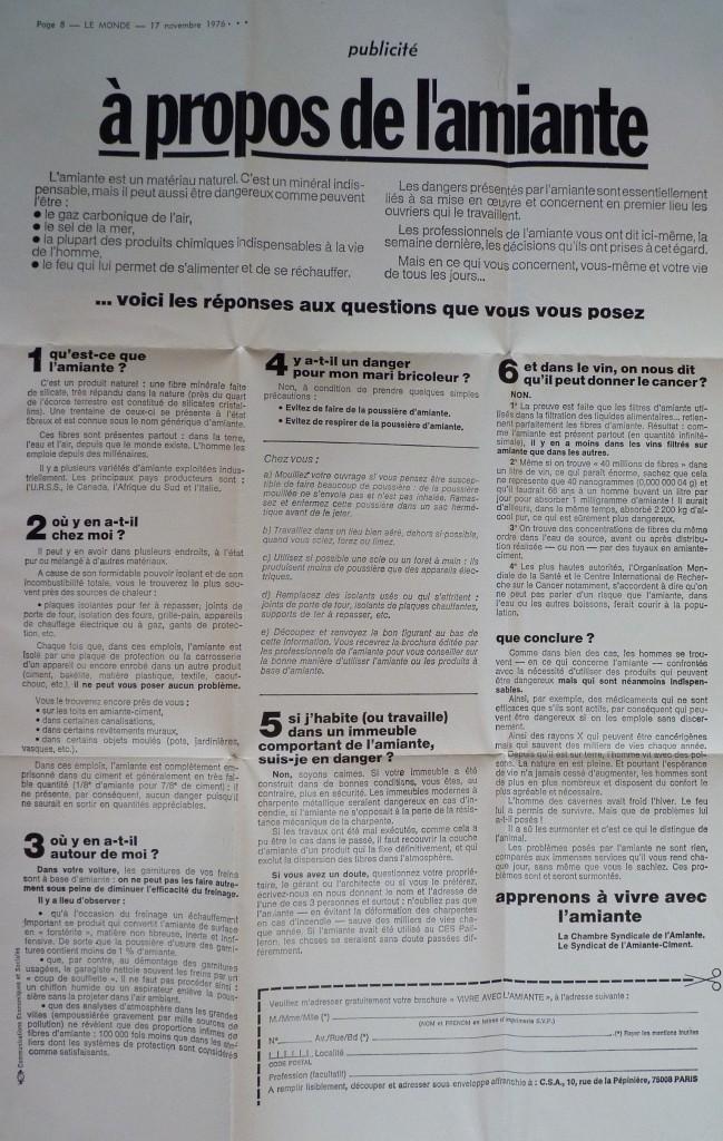 Le Monde 1976