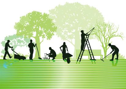 Espaces verts : entretien